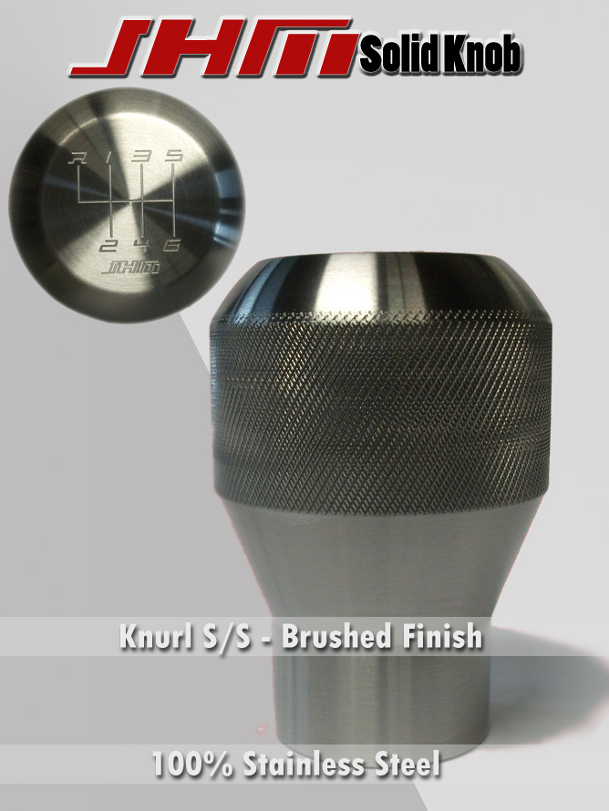 Audi Stainless Steel Shift Knob