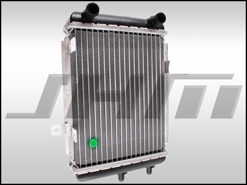 Radiator, Auxiliary, Driver Side (OEM) for B6-B7 S4