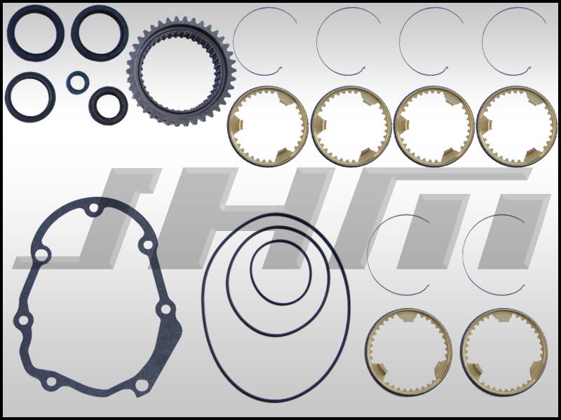 01E 6-speed Full Rebuild Kit (JHM-Performance) w/ JHM Updated 1-2 Collar