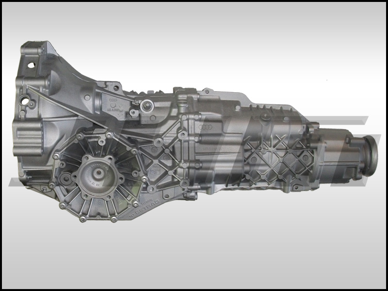 Transmission Rebuilt - 0A3 MT (JHM-Performance) for B6-B7 S4 with Updated  1-2 Collar, 2nd Gear