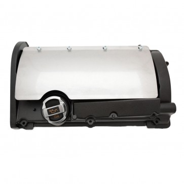 Coil Cover (034), Audi/Volkswagen 1.8T - Raw Stainless Steel