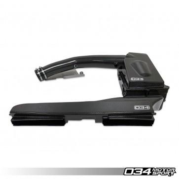 X34 CARBON FIBER CLOSED-TOP INTAKE BUNDLE AUDI TT RS & RS3 2.5 TFSI EVO