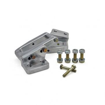 Rear Subframe Reinforcement Kit,Billet Aluminum,(034) B4/B5 Audi RS2 & A4/S4/RS4 Quattro