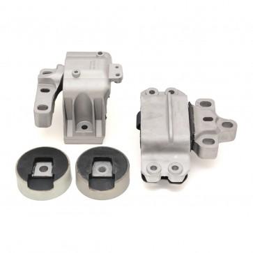 Motor Mount Set, Density Line  - STREET DENSITY (034Motorsport) MkV & MkVI Volkswagen, 8J & 8P Audi, 2.0T FSI
