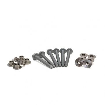 Stainless Steel Subframe Locking Collar Upgrade Kit,(034) MkV/MkVI Volkswagen Golf/Jetta/GTI/GLI & 8P Audi A14