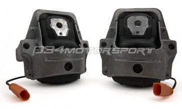 Motor Mount, Density Line - Track Density (034Motorsport) for B8-B8.5 Audi A4-S4, A5-S5, Q5-SQ5 3.2L-3.0T FSI