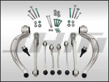 Control Arm Kit (034Motorsport-Density Line) for B8 A4-S4, A5-S5-RS5