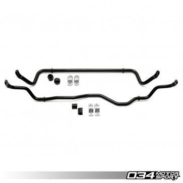 DYNAMIC+ SWAY BAR KIT (034Motorsport), B9 AUDI A4/S4, A5/S5, ALLROAD