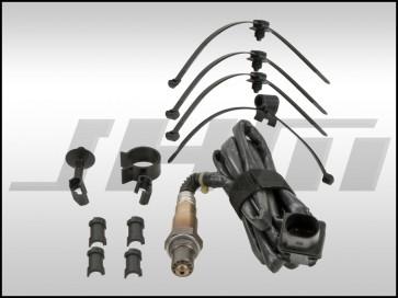 O2, Oxygen Sensor (OEM-Bosch), Front, Passenger Bank 1 or Drivers Side Bank 2 for B7-RS4 or  Bank 2, Cylinders 4-5 (OEM-Bosch) for D3 S8 V10