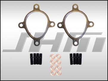 Hardware Kit for Downpipe Replacement (JHM) on 2.7T w/ K04 Turbos