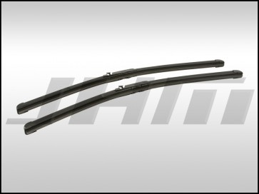 Wiper Blade Pair - Silencio Xtrm (Valeo) for D3-S8 V10