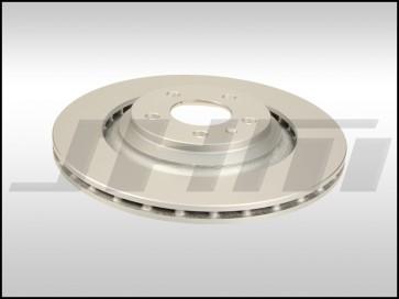Brake Rotor, Rear (Textar) for C6-S6 V10