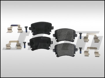 Rear Brake Pads - (Textar) for B7 A4
