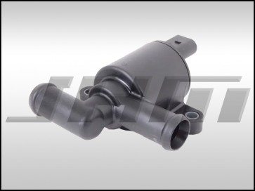 Coolant Control Valve - Solenoid (VEMO) for Transmission Cooler N82/N509/N488 for Audi C7 A6-A7, B8 allroad-Q5, A3-Q3-TT, D4 A8-S8, Q7, Q8 and C7 S6-S7-RS7 w 4.2l, 2.0t, 3.0t and 4.0t