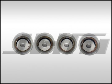 Spherical Bearing Upgrade Kit (034Motorsport) for B5-B6-B7 A4-S4-RS4, C5 A6-S6-RS6 w/ Density Line Adjustable Upper Control Arms