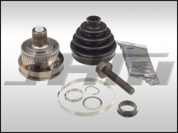 CV Joint and Boot Kit, Front Outer (OEM-GKN) for B5-S4, C5-A6 w/ 2.7T