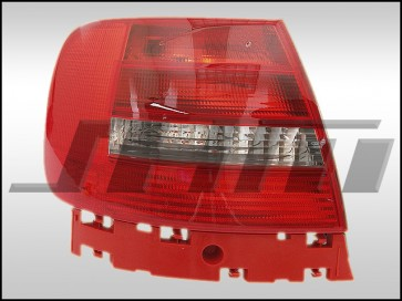 Taillight Assembly Left-Drivers for 99 up B5 A4/S4 Sedan (OEM)