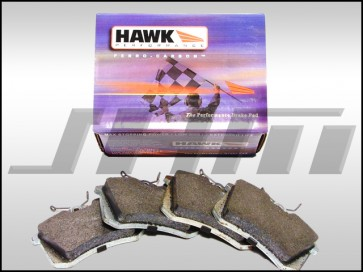 Rear Brake Pads - Hawk HPS (Street) for B5-S4, B6-A4, C5-A6-allroad with V6