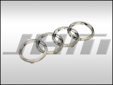 Emblem for front grill (OEM) for B5 A4-S4 and C5 A6-S6-RS6