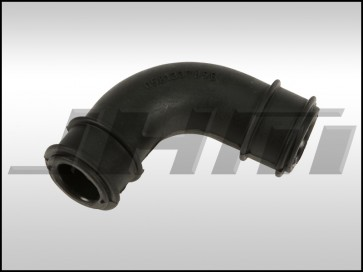 Hose for Air Injection, Angled Hose (OEM) for B6-A4 1.8T