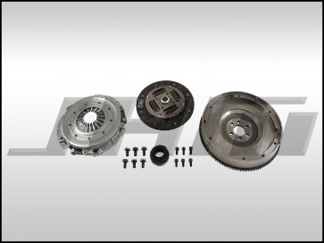 Flywheel and Clutch Kit, Single-Mass Conversion-Upgrade (Valeo) for B5-B6 A4 1.8T