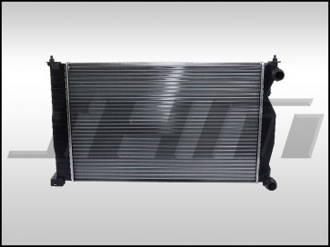 Radiator, Manual Transmission (Behr) for B6-A4 1.8T