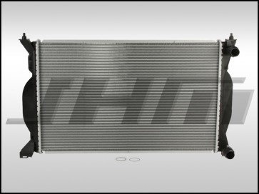 Radiator, Manual Transmission (Nissens) for B6-A4 1.8T