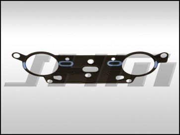 Gasket for Timing Case-Housing-Cover to Cylinder Head, Front (Elwis) for B6-A4 and C5-A6 3.0L