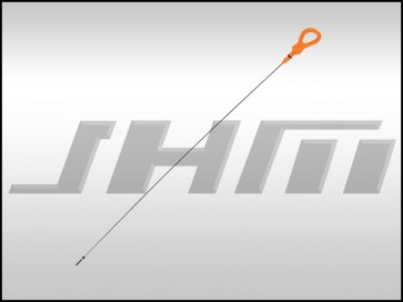 Dipstick for Engine Oil (OEM) for C6-A6 and B7-A4 w 3.2l V6 and is an upgrade for 3.0t TFSI plug