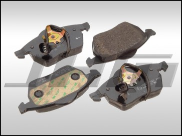 Brake Pad Set, Front (OE-Type, Textar) for B6-A4 3.0 V6