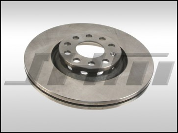 Brake Rotor, Front (Textar) - Each for B6-A4 3.0L V6