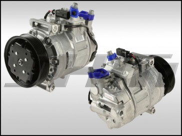 A/C Compressor (Denso-OEM) for B6-A4 1.8T and 3.0L 2002 - 2003