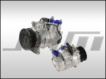 AC Compressor (Denso-OEM) for B6-A4 1.8T (Late), B7-A4 2.0T (Early)