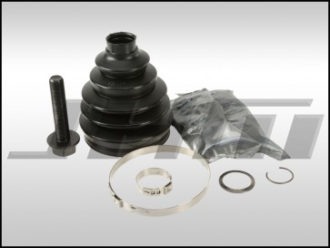 CV Boot Kit, Front, Outer (GKN-OEM) for B6-B7 S4-RS4, 04-up B6-A4, B7-A4 3.2L, B7-A4 w/FWD