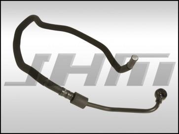 Return Hose, Cooling Pipe to Steering Gear, Power Steering (OEM) for B6-B7 S4