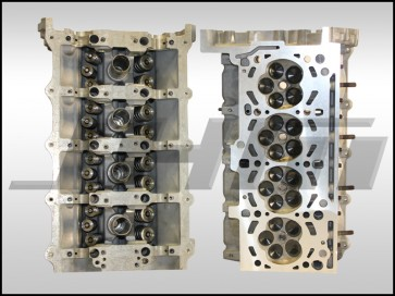 Cylinder Heads, Rebuilt (JHM) w HD Valves, HD Springs, Ti Retainers for B6-B7 S4, C6 A6 and C5 allroad w chain 4.2L 40v