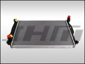 Radiator, Main (OEM) for B6-S4 with Manual or Automatic Transmission