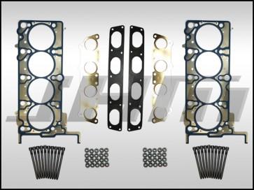 Head Gasket Set-w/ Valve Stem Seals (JHM) for B6-B7 S4 4.2L