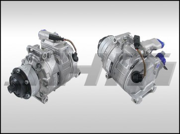 AC Compressor (Denso-OEM) for VW Touareg, Audi B6-B7 S4-RS4, D3 A8-S8, Q7, C6 A6-S6 and Gen 1 R8 w 4.2l V8 or 5.2l V10