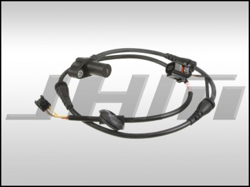 Wheel Speed Sensor, Front (Vemo) for Anti-Lock Brake System for B6-B7 A4-S4-RS4