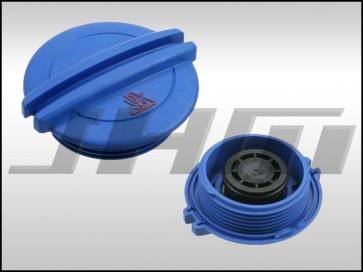 Expansion Tank Cap - 2-rib style (OEM) for Audi VW