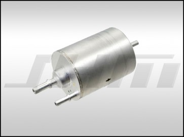 Fuel Filter (Hengst, OEM supplier) for B7 S4 w 3 lines