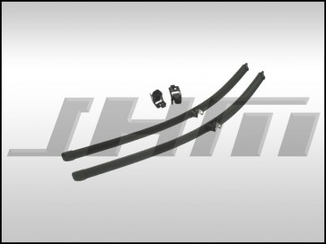 Wiper Blade Pair - Aero (Bosch) for B6-B7 A4-S4 and RS4
