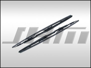 Wiper Blade Pair, Standard (Bosch) for B6-S4 Early 2004, B6-A4