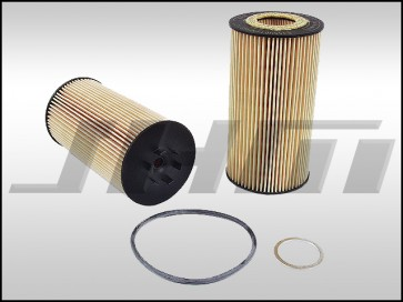Oil Filter (MANN) for B6/B7 S4 and C5-allroad w chain 4.2L