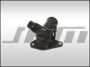 Coolant Flange for Rear of Cylinder Head (Meyle) for B6-A4 1.8T
