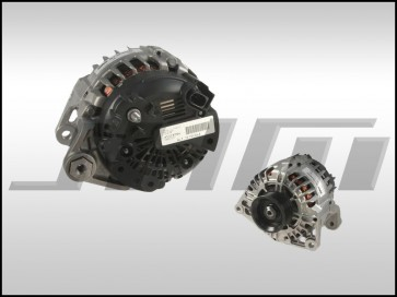Alternator, New (OEM) Valeo for B6-A4 and C5-A6 3.0L V6