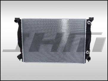 Radiator (Nissens) for B6-A4 and C5-A6 w 3.0L V6, Automatic Transmission