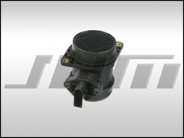 Mass Airflow Sensor or MAF, Sensor and Housing for 01-05 VW w/ NA 2.0L and Dual MAF 4.2l V8 Q7, Touareg and Phaeton