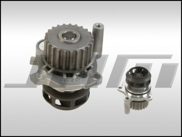 Water Pump (metal impeller GRAF) for 1.8T OEM replacement